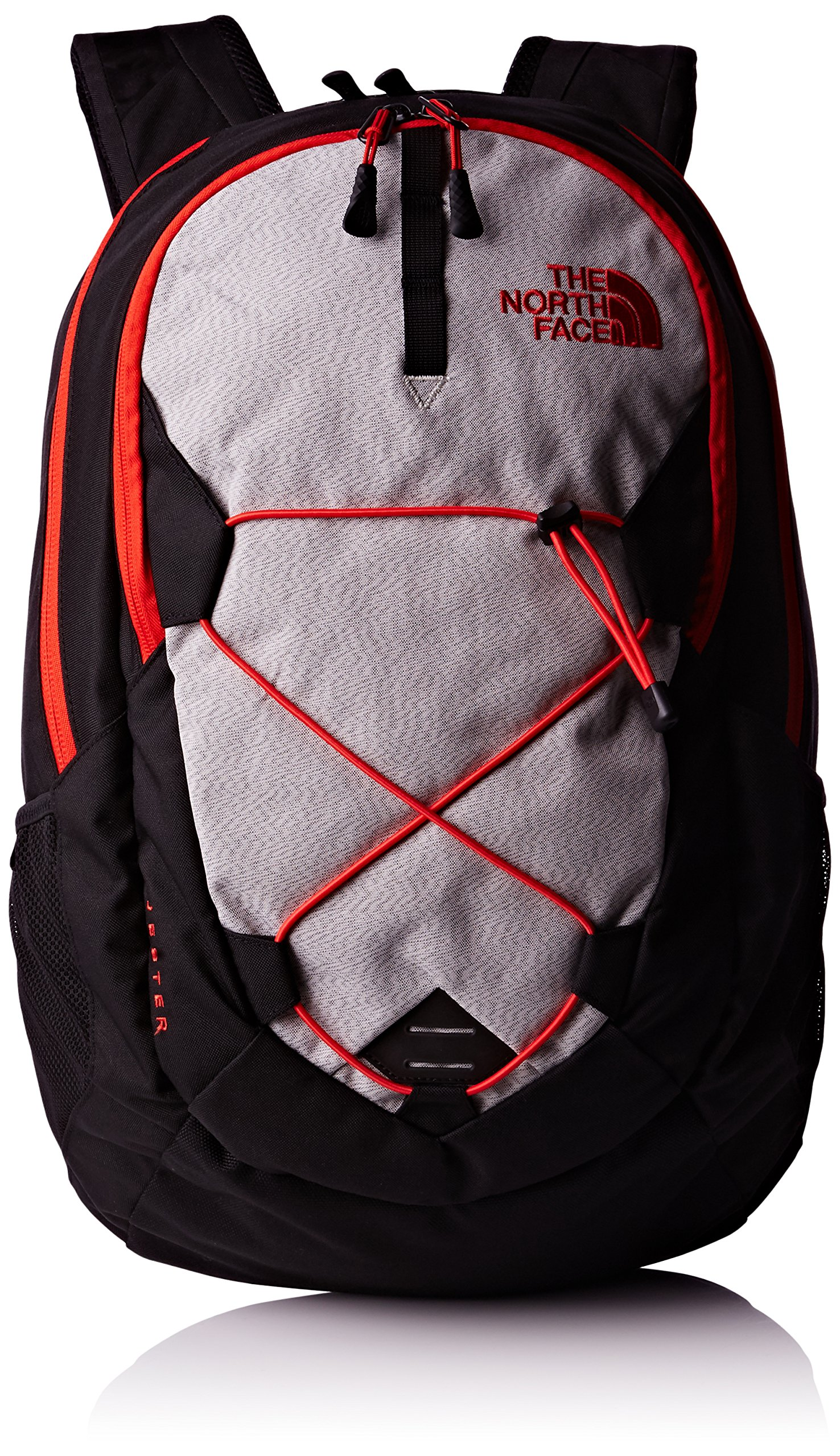The North Face Jester TNF Black/Fiery Red One Size