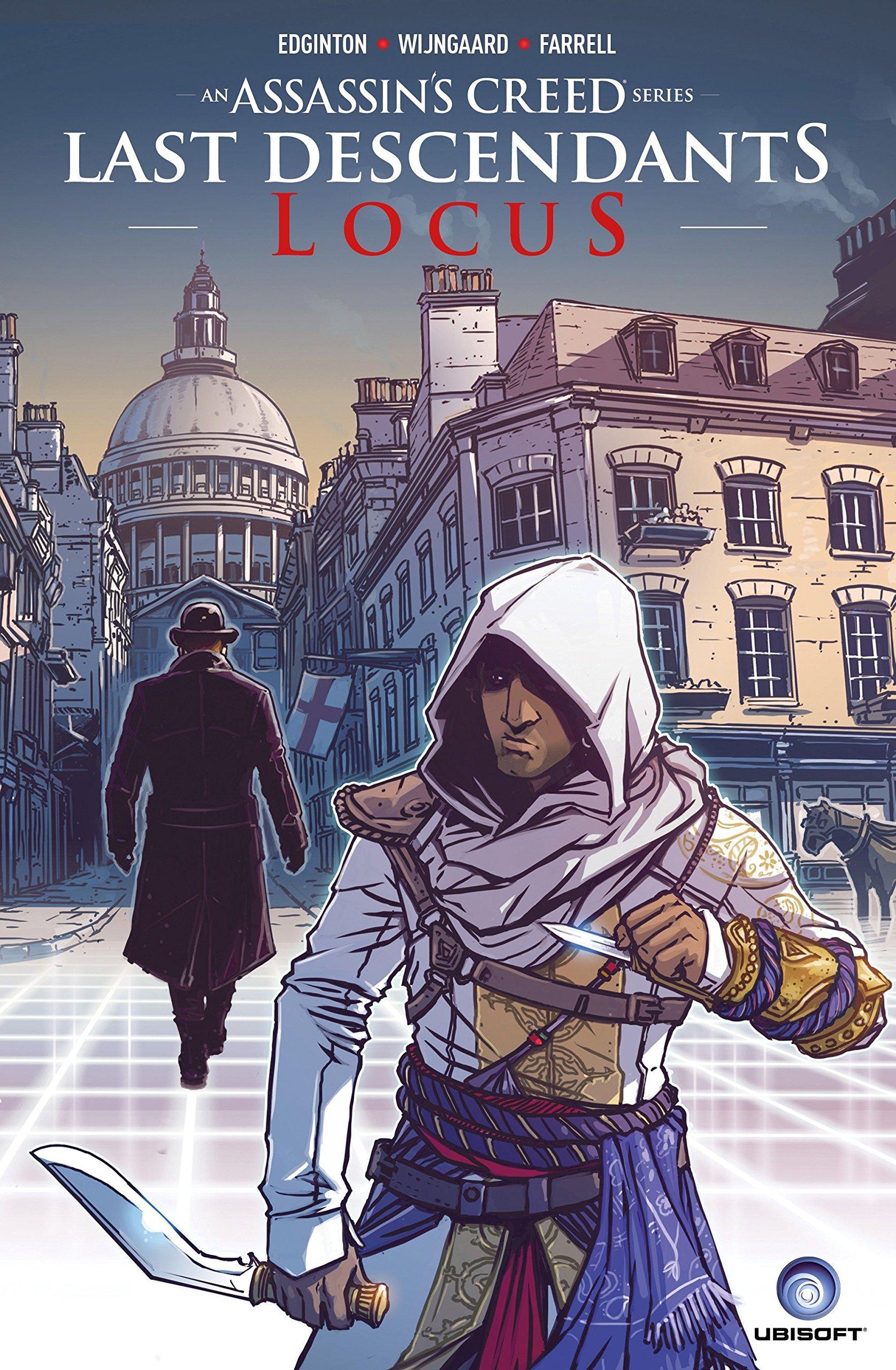 Amazon.com: Assassin's Creed: LOCUS (9781782763130): Ian Edginton, Caspar  Wijngaard, Triona Farrell: Books