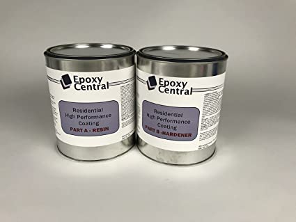 Amazon com: Residential I: Epoxy Primer - 2 Gal/Safety Red