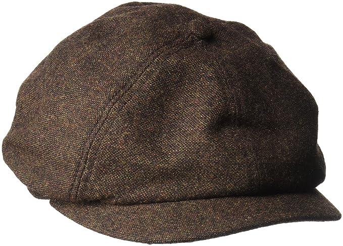b87eff4436a Goorin Bros. Men s Peter Baker Wool Blend Ivy Newsboy Hat