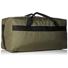 Raine Cordura Sport Bag w/Strap 027S: Olive Drab