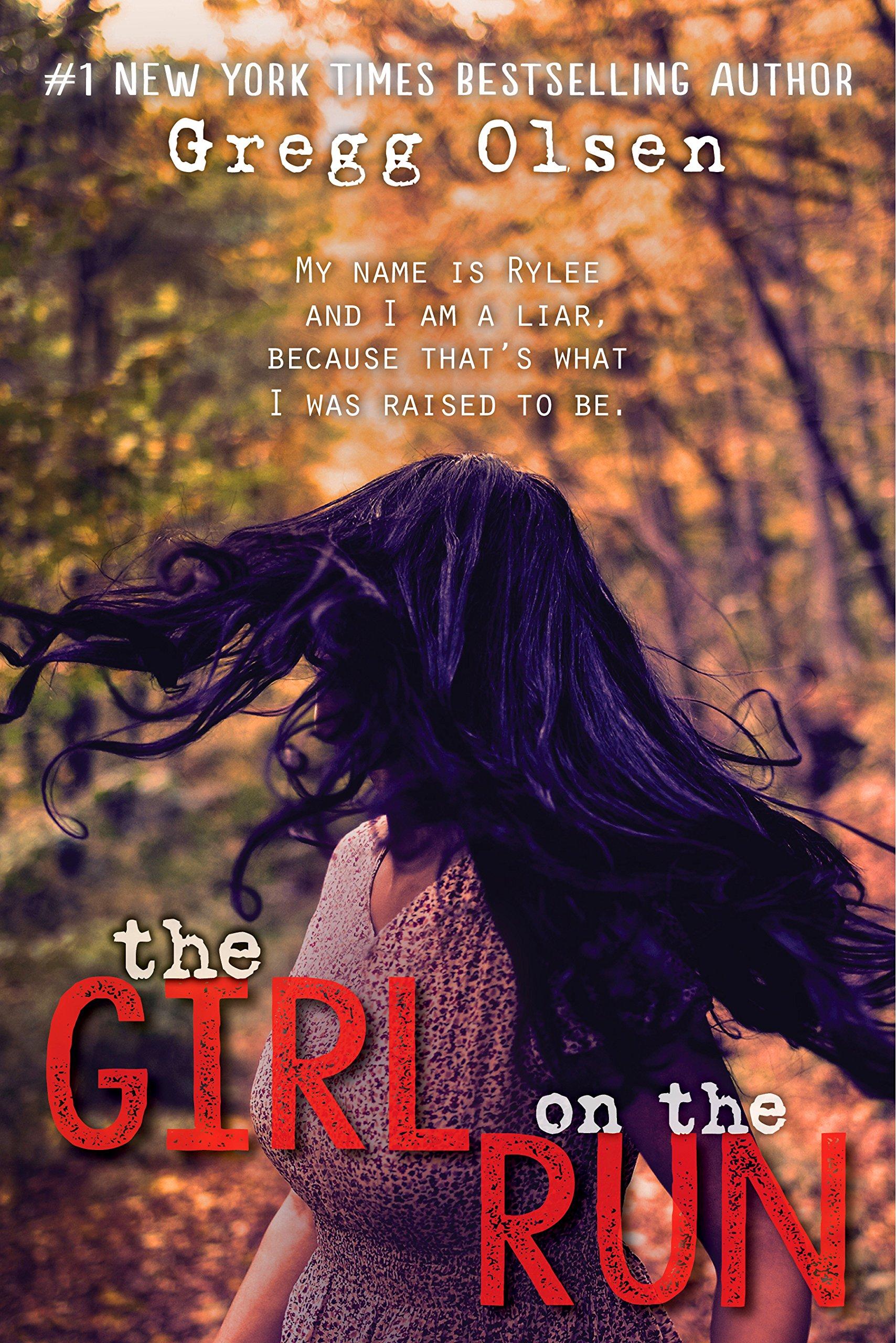 Amazon: The Girl On The Run (vengeance) (9781940610696): Gregg Olsen:  Books
