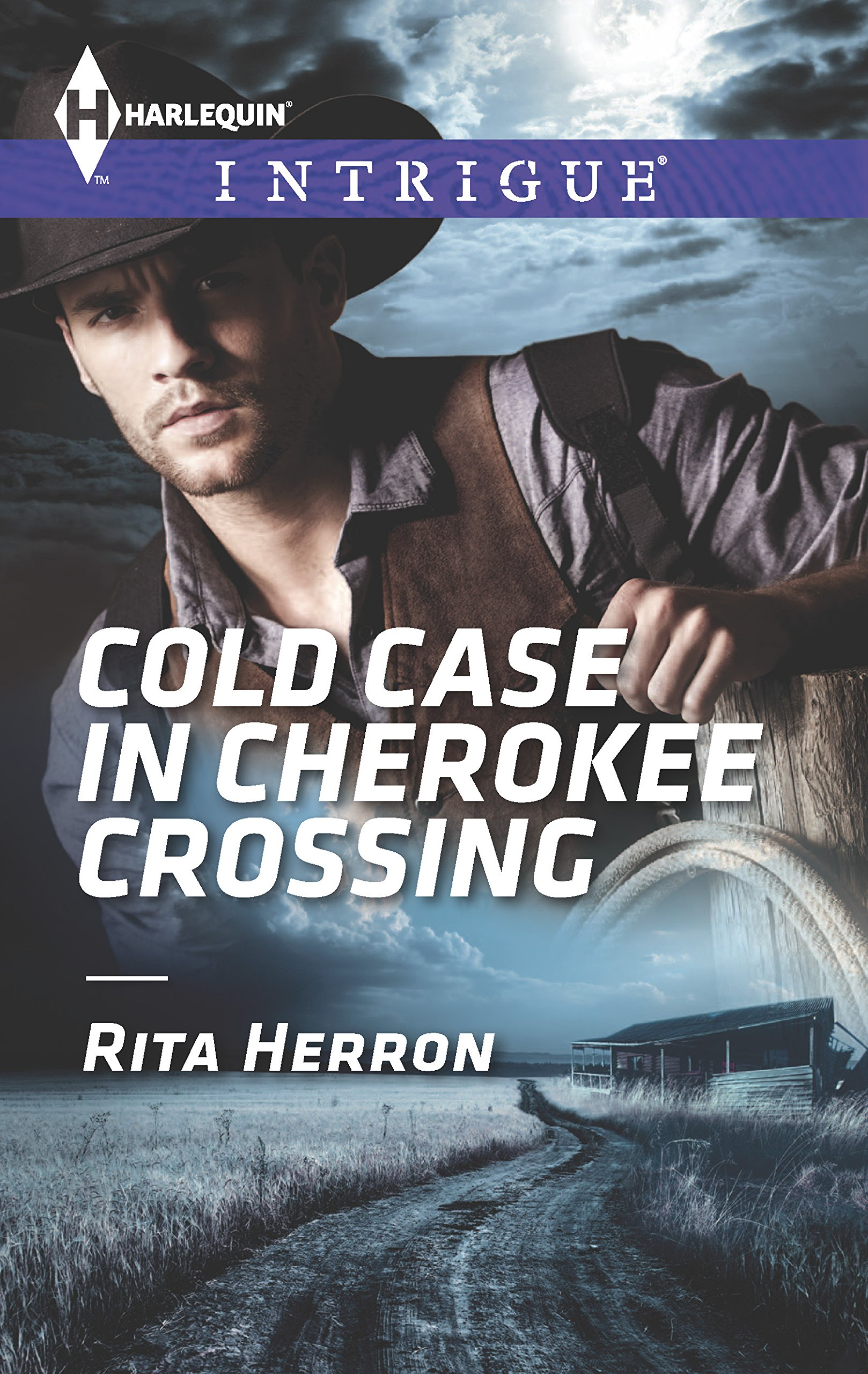 Download Cold Case in Cherokee Crossing (Harlequin Intrigue) pdf