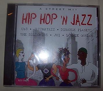 Various Artists - Hip Hop 'N Jazz - Amazon com Music