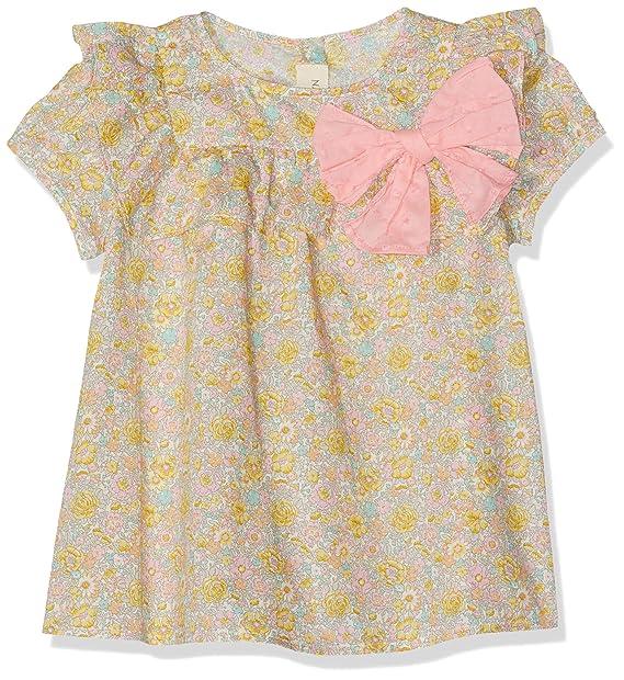 5452dc92f Nanos 19130057 Blusa, Bebé-Niñas, Rosa (Rosa 03), 86 (Tamaño del ...