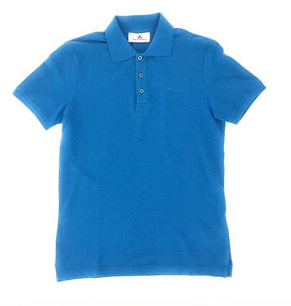 Peuterey - Polo - para Hombre Azul Claro S: Amazon.es: Ropa y ...