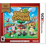 Nintendo Selects: Animal Crossing: New Leaf - Nintendo 3DS %100 SIFIR GÜVENLİK ŞERİTLİ