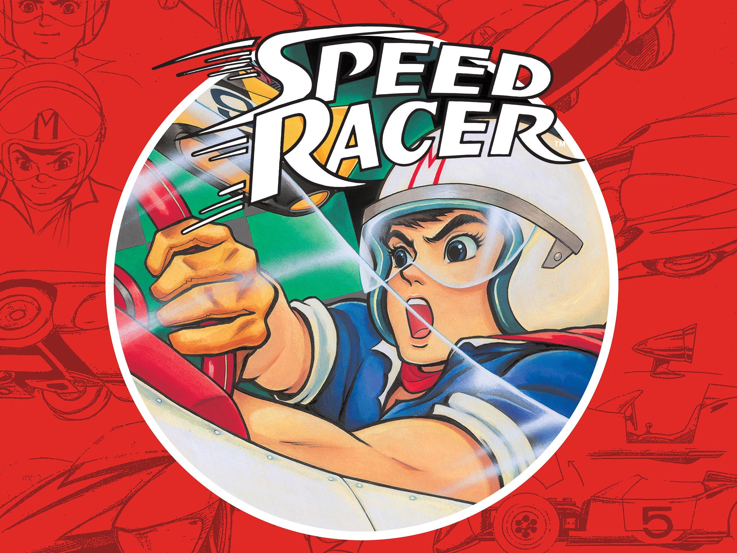 Speed Racer Balloon 18