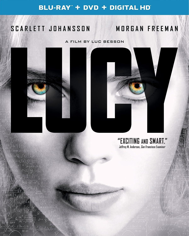 Lucy [Blu-ray]