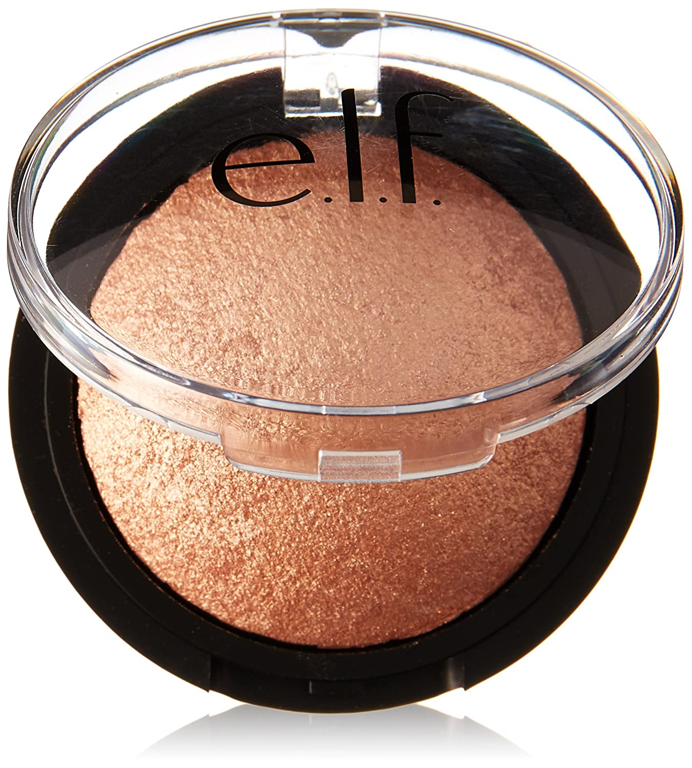 e.l.f. Studio Baked Highlighter 83706 Blush Gems NET WT.0.17 OZ (5g) by e.l.f. e.l.f. Cosmetics