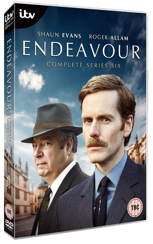 endeavour episodes