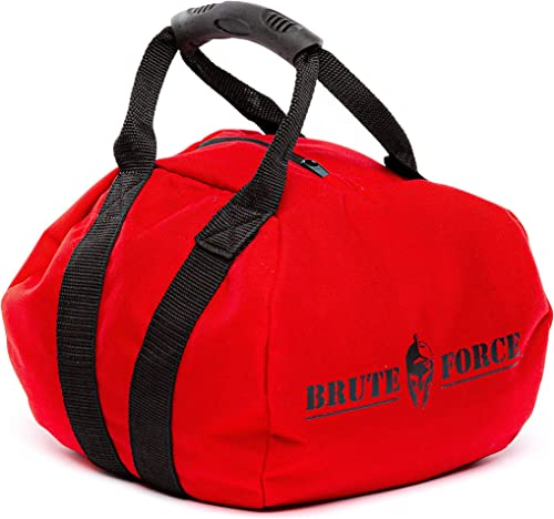 side facing brute force sandbag adjustable kettlebells