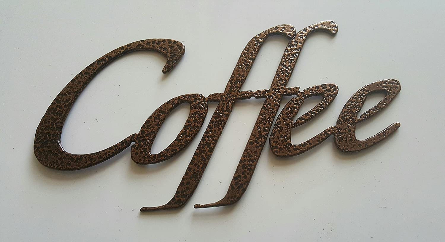 Metal Kitchen Wall Art Decor Steamed With Love Coffee Metal Wall