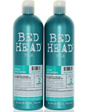 BedHead Urban Anti-dote Recovery Shampoo and Conditioner Duo Damage Level 2, 25.36 oz