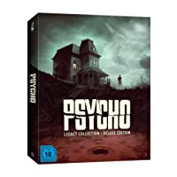 Psycho Legacy Collection - Deluxe Edition - Blu-ray