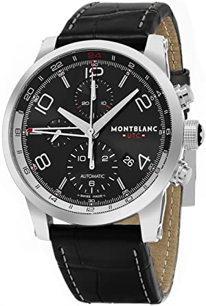 58a4adbd512 Image Unavailable. Image not available for. Color  Montblanc Timewalker  Chronovoyager UTC Automatic 107336