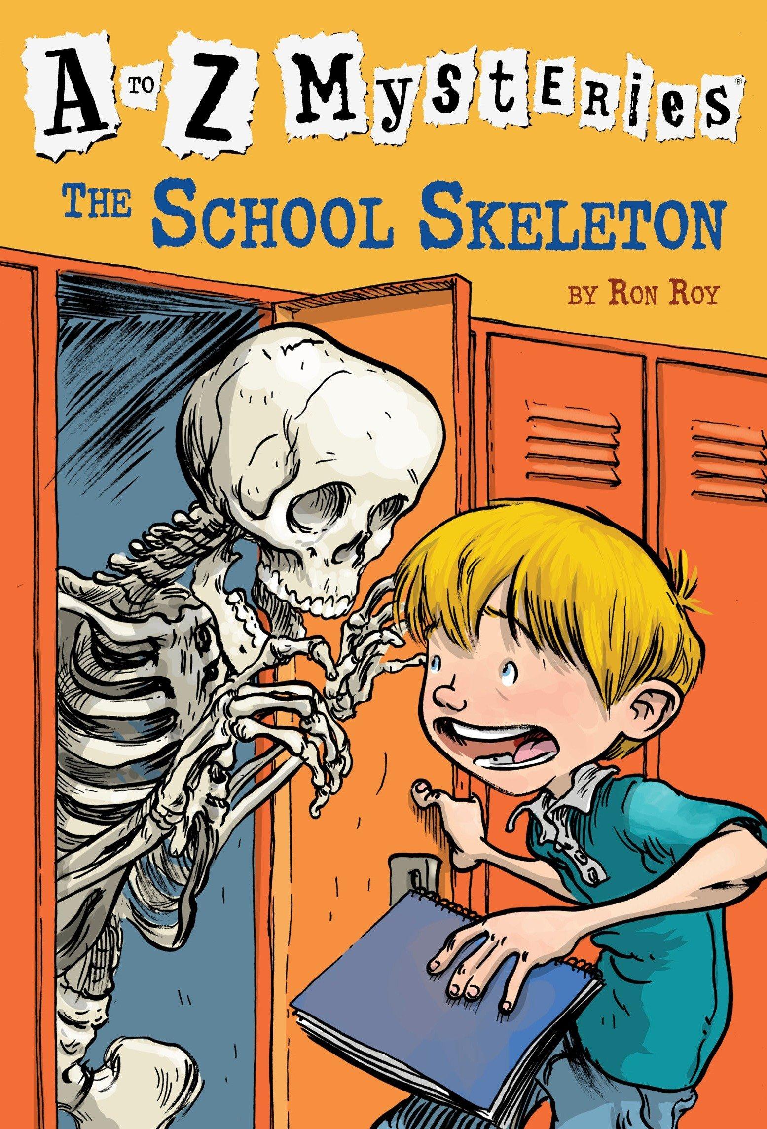 The School Skeleton (A to Z Mysteries) pdf