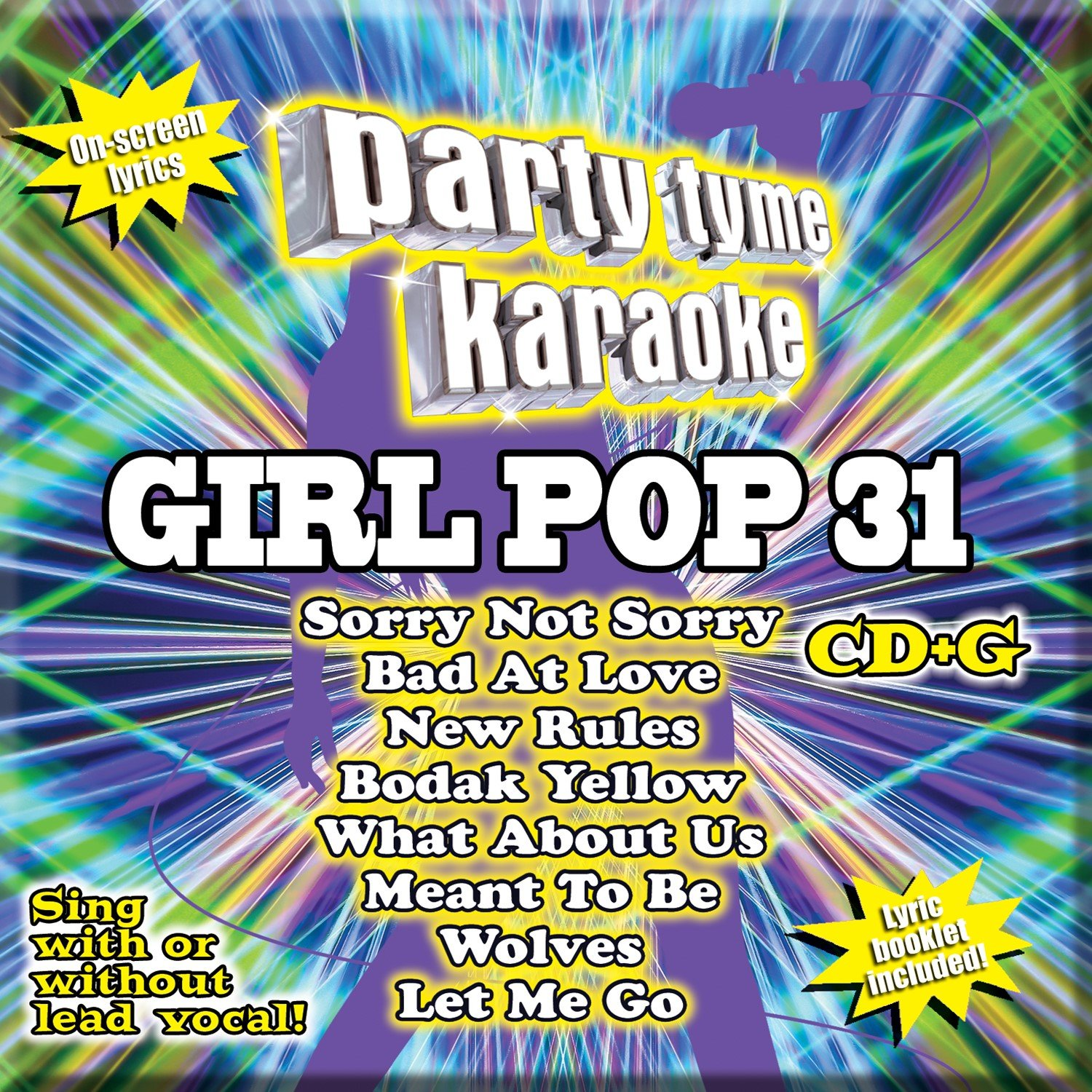 Party Tyme Girl Pop 31