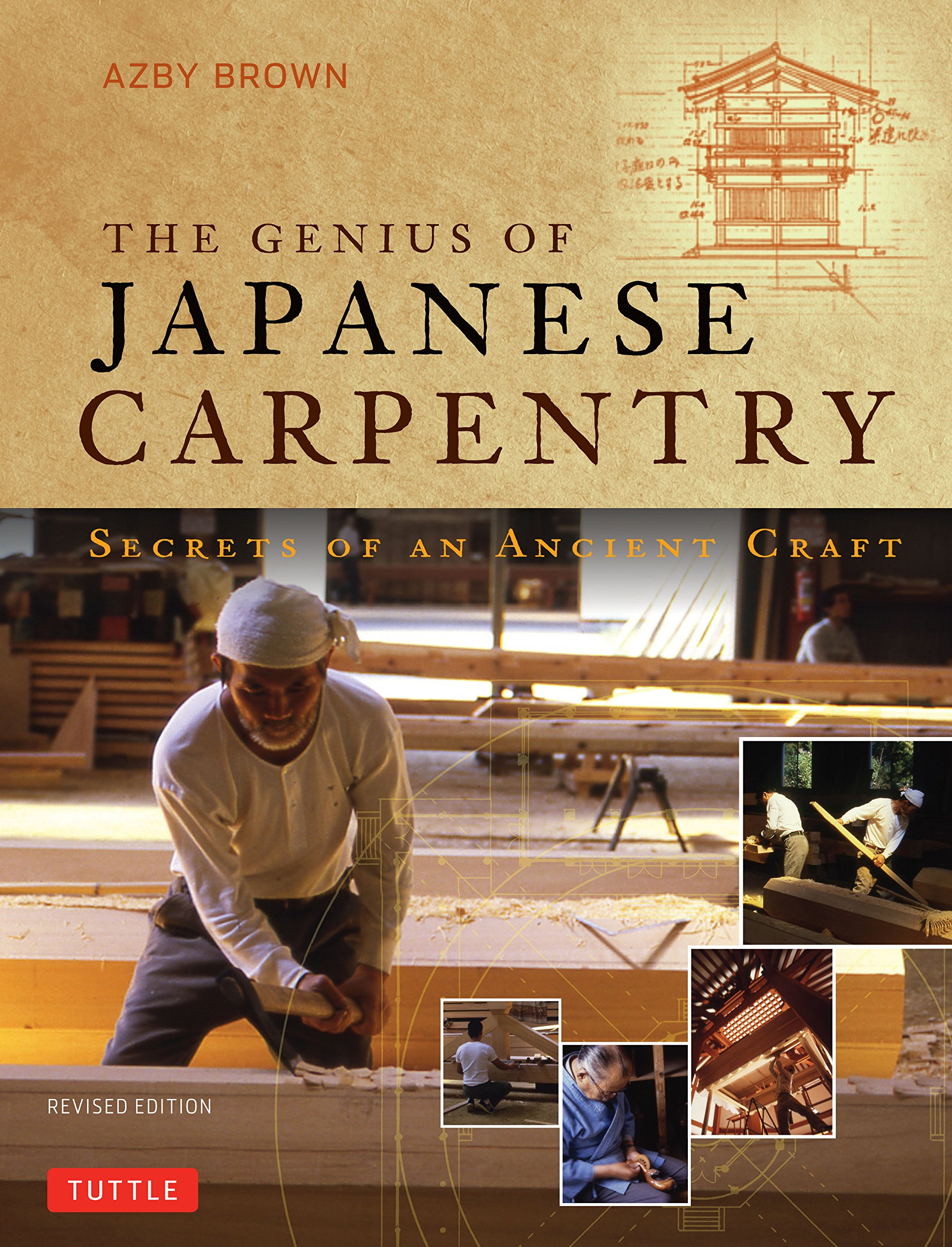Read Online The Genius of Japanese Carpentry: Secrets of an Ancient Craft PDF