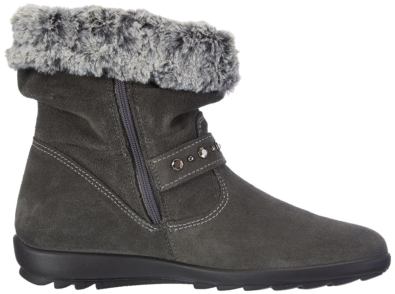 Primigi Glossy - Botas de caño bajo de Cuero niña, Color Gris, Talla 36: Amazon.es: Zapatos y complementos