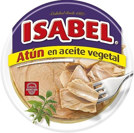 Isabel Atún en Aceite Girasol - 900 g