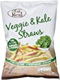 Eat Real Veggie and Kale Straws 142 g (Pack of 6)