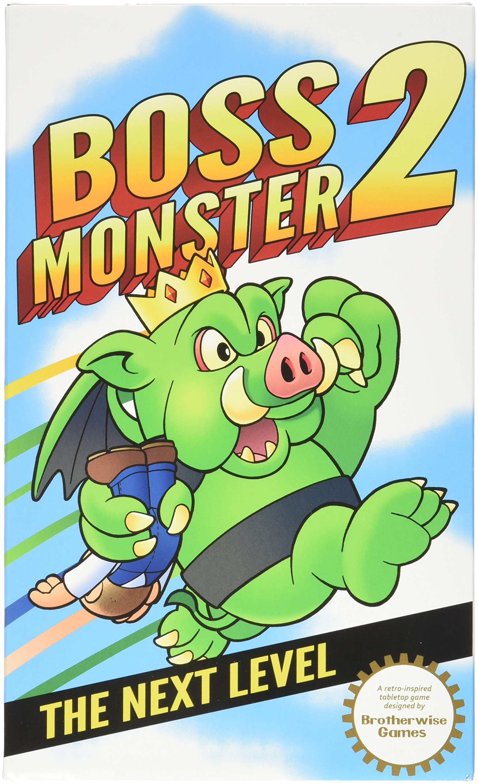 Brotherwise Games Boss Monster 2 Card Game (Limited Edition)