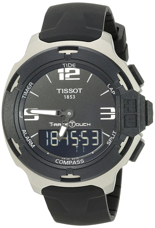 TISSOT - Montre Tissot T-Race Touch Aluminium T0814209705701 - T0814209705701: Amazon.fr: Montres
