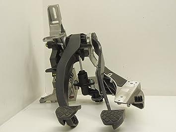 Audi A4 B7 Manual caja de pedal con freno y embrague pedales: Amazon.es: Coche y moto