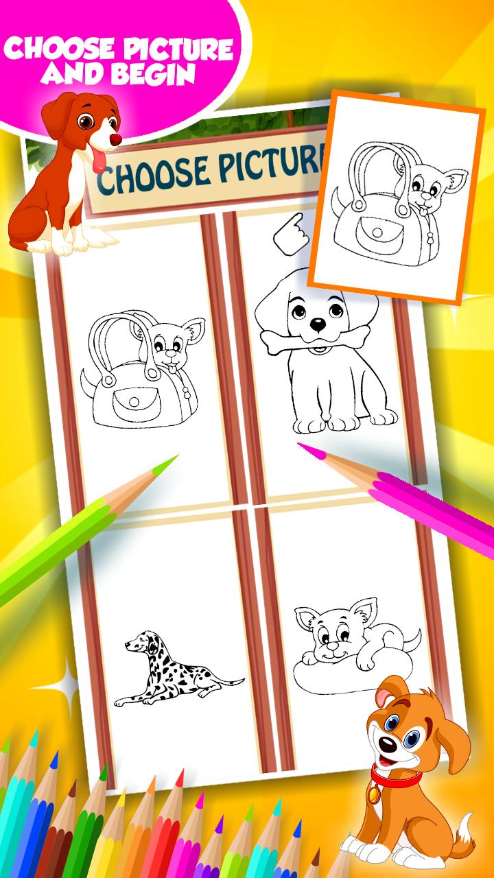 Libro de colorear para perros: Amazon.es: Appstore para