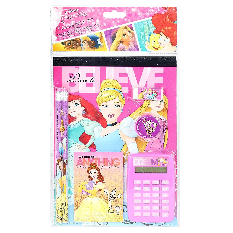Disney Princess School Stationery Set for Girls
