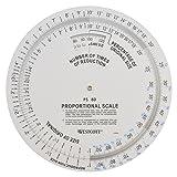 Westcott Scale Measuring Tool