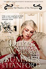 The Duke's Widow (Under the Shadow of the Marquess Book 2) Kindle Edition