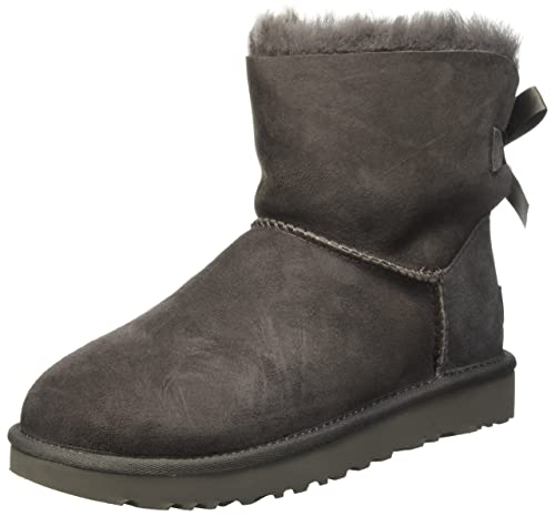 ba1cd20a870 UGG Australia Mini Bailey Bow, Scarpe a Collo Alto Donna
