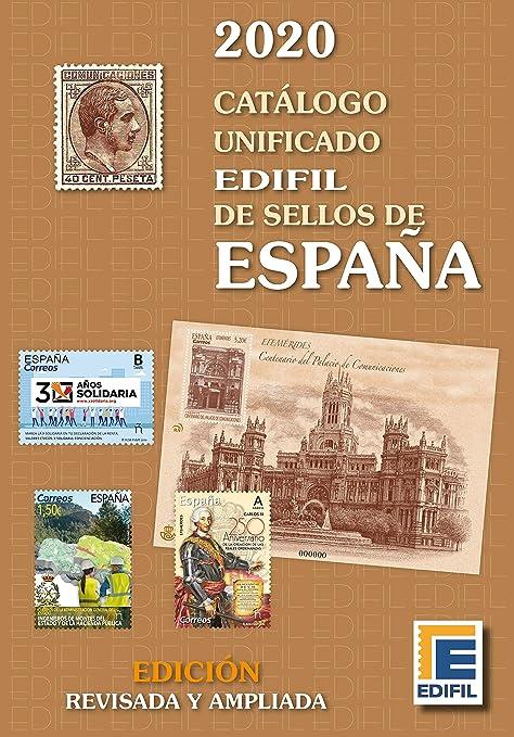 Catálogo de Sellos de España 2020: Amazon.es: Juguetes y juegos