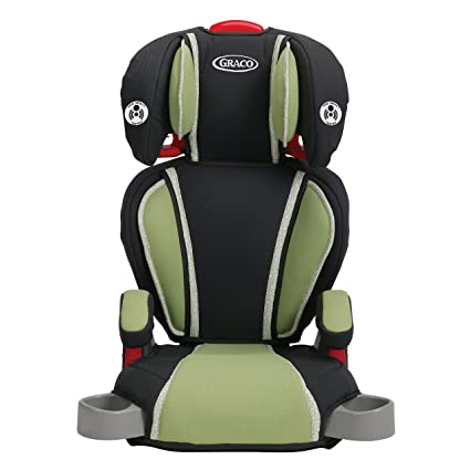 Amazon Graco Highback Turbobooster Car Seat Go Green Baby