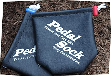 A Pedal Protection Large MTB Bike Transport Bag//pedal protection or Mobile Phone Bag