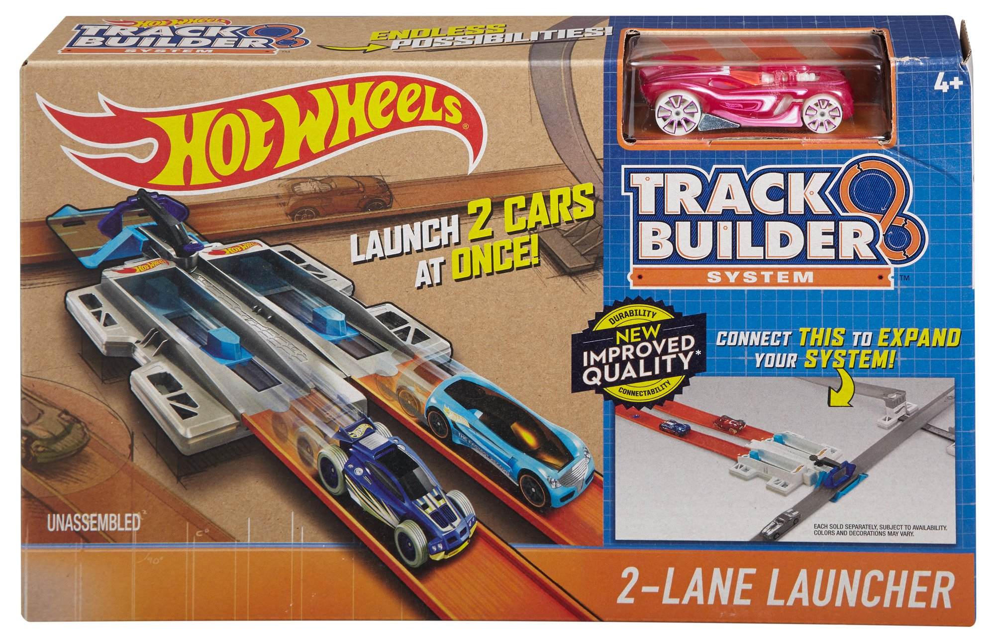 hot wheels tb13 instructions