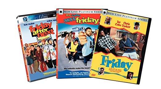 amazon com friday collection friday next friday friday after