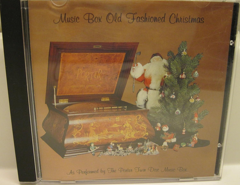 Amazon.com: Music Box Old Fashioned Christmas CD: Music