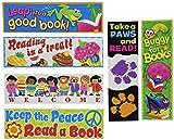 TREND T12906 Bookmark Combo Packs, Celebrate