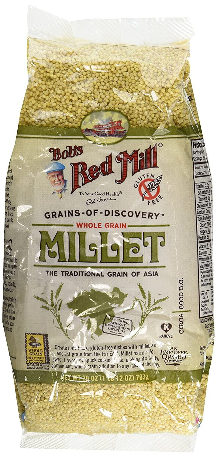 Bob's Red Mill Millet - 28 oz