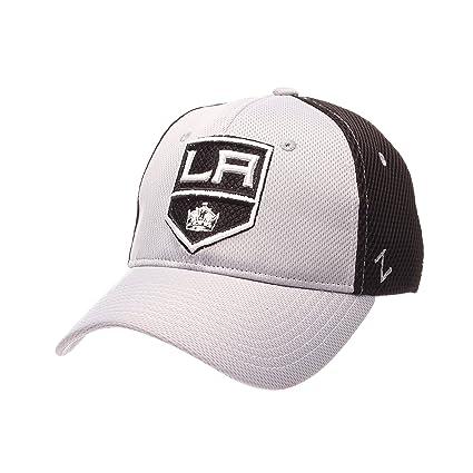 Amazon.com   NHL Los Angeles Kings Men s Rally Z-Fit Hat e6f6aacdf36