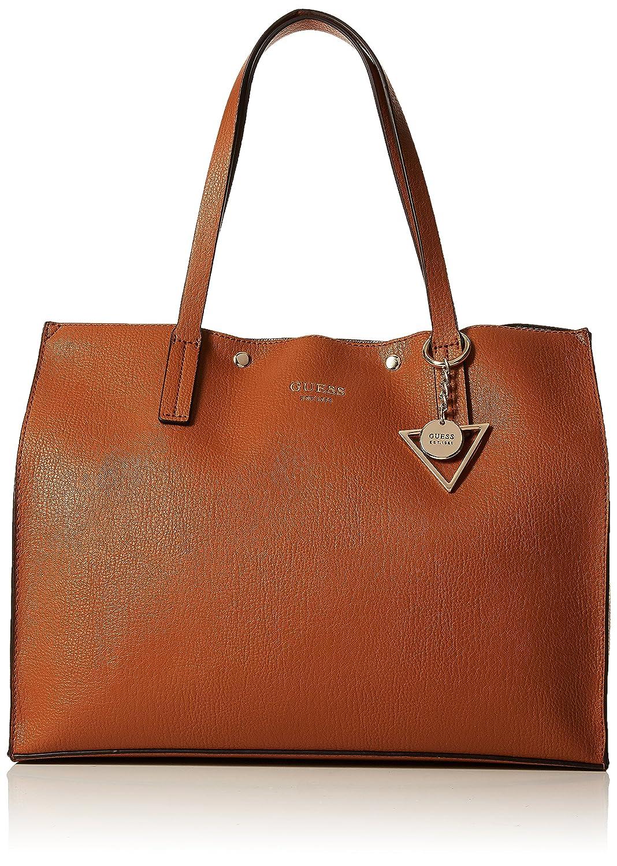 Guess Bags Hobo, Sacs portés épaule Sacs portés épaule femme Marron (Cognac) 17.5x33x41 cm (W x H L) HWVG6778240