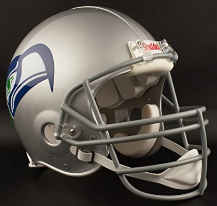 f6584e904 Amazon.com   Riddell Seattle Seahawks 1976-1982 NFL Authentic ...