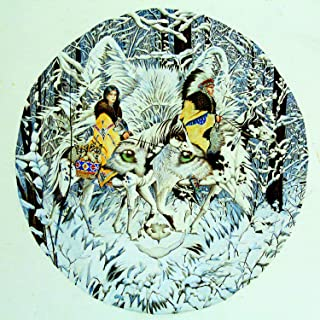 product image for Keeper of The Wolf 1000 pc Jigsaw Puzzle by SunsOut