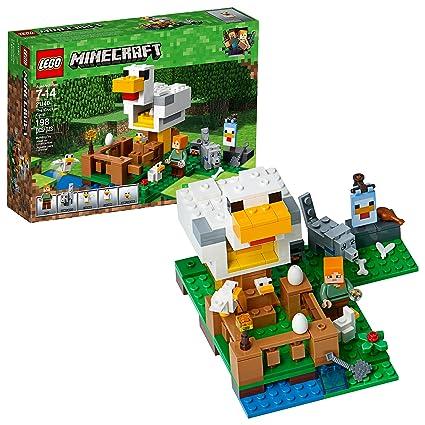 Lego Minecraft The Chicken Coop  Building Kit  Piece