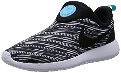 the latest 54d31 fef4a Nike Roshe Run Slip On GPX White Black (644433-100)