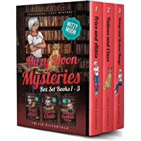Mitzy Moon Mysteries Books 1-3: Paranormal Cozy Mystery (Mitzy Moon Mysteries Box Set Book 1)