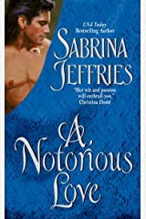 A Notorious Love (Swanlea Spinsters Book 2) Kindle Edition